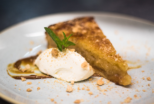 Pudding Menu Image